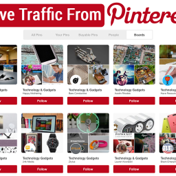 Board Commander - Drive Traffic From Pinterest