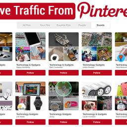Board Commander - Drive Traffic From Pinterest
