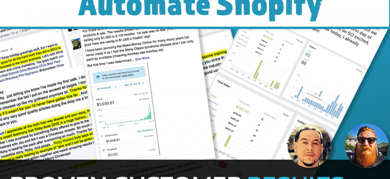 Shopify Automation